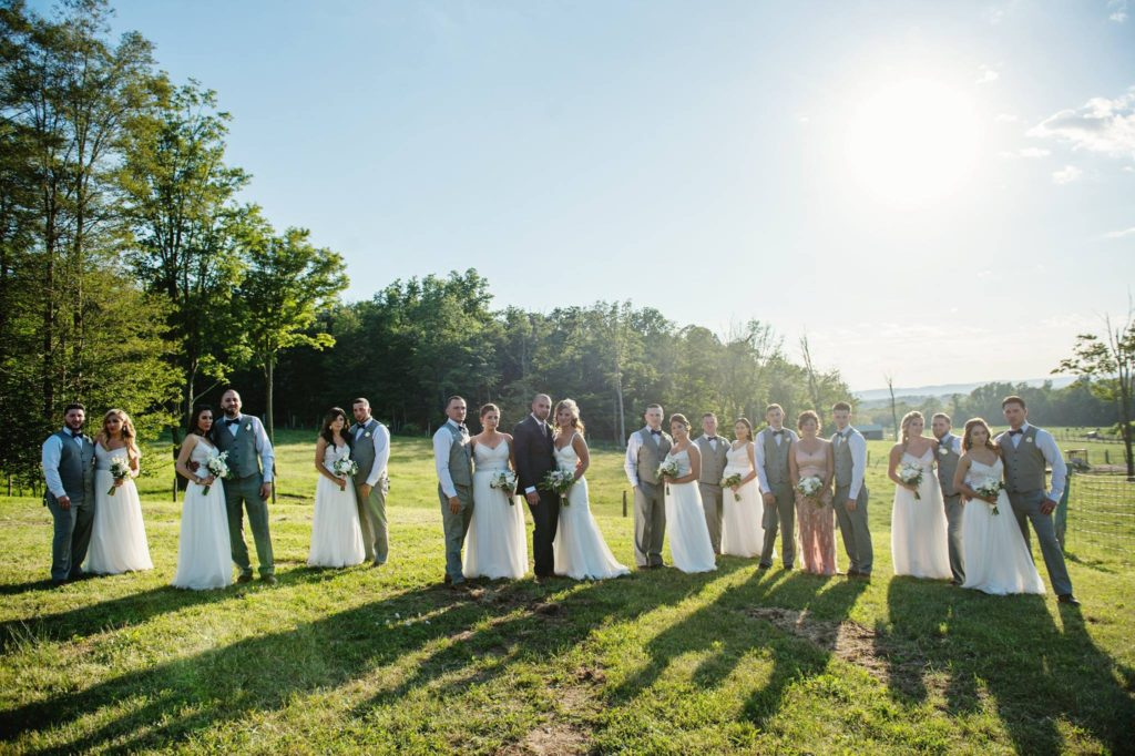 Heritage Homestead | Wedding Party